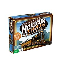 Outset Media Pressman Game Dominoes Mexican Train