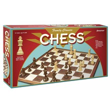 Outset Media Pressman Game Family Classics Chess