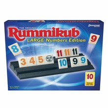 Outset Media Pressman Game Rummikub Large Numbers