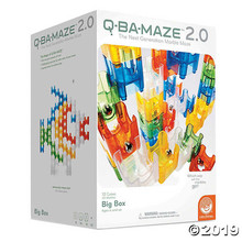 Mindware Q-Ba-Maze 2.0 Big Box Marble Run