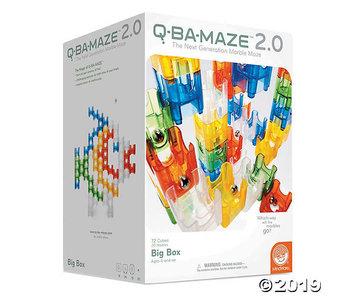 Q-Ba-Maze 2.0 Big Box Marble Run