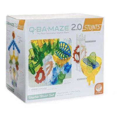 Mindware Q-Ba-Maze 2.0 Starter Stunt Set