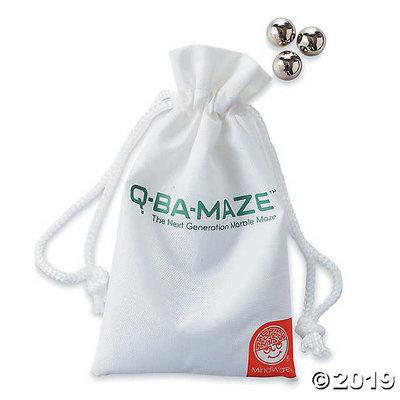 Mindware Q-Ba-Maze Marble Bag
