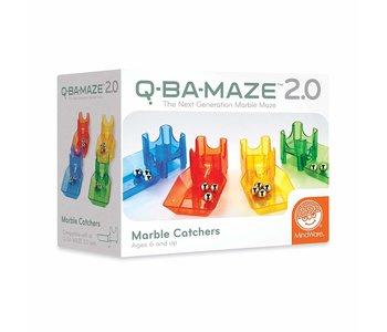 Q-Ba-Maze Marble Catchers