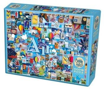Cobble Hill Puzzle 1000pc Air