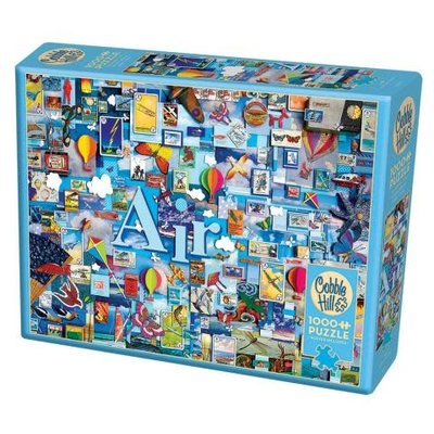 Cobble Hill Puzzles Cobble Hill Puzzle 1000pc Air
