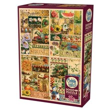 Cobble Hill Puzzles Cobble Hill Puzzle 2000pc The Four Seasons