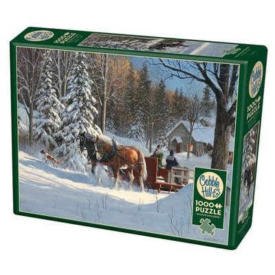 Cobble Hill Puzzles Cobble Hill Puzzle 1000pc Sugar Shack