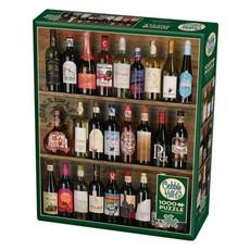 Cobble Hill Puzzles 1000pc Wine Alphabet