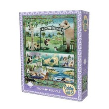 Cobble Hill Puzzles Cobble Hill Puzzle 500pc McKenna Ryan Dog Park