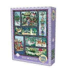 Cobble Hill Puzzles Cobble Hill Puzzle 500pc McKenna Ryan In Full Bloom