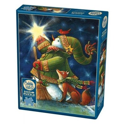 Cobble Hill Puzzles Cobble Hill Puzzle 500pc Reach for A Star