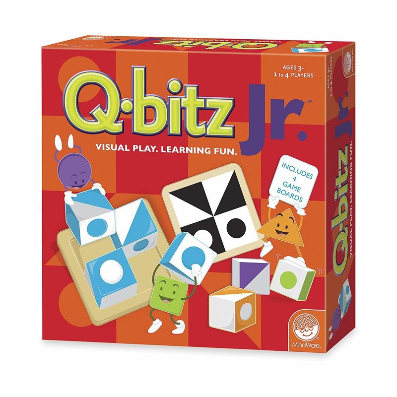 Mindware Game Q-Bitz Jr.