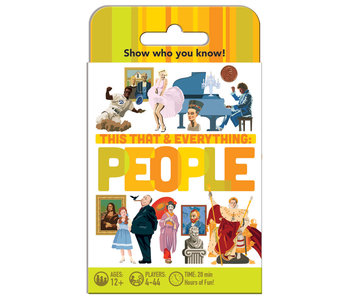 Outset Game This That & Everything: People