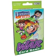 Patch Card Game War