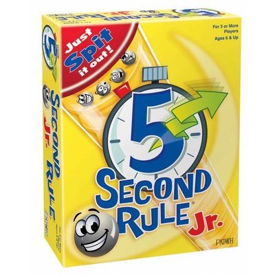 Patch Game 5 Second Rule Junior