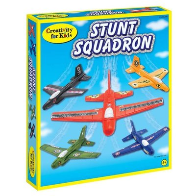 Creativity for Kids Creativity for Kids Stunt Squadron