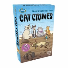 Thinkfun Thinkfun Game Cat Crimes
