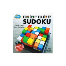 Thinkfun Thinkfun Game Colour Cube Sudoku