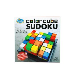 Thinkfun Thinkfun Game Colour Cube Sudoku