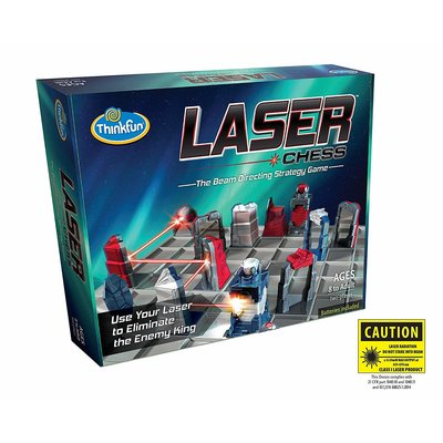Thinkfun Thinkfun Game Laser Chess