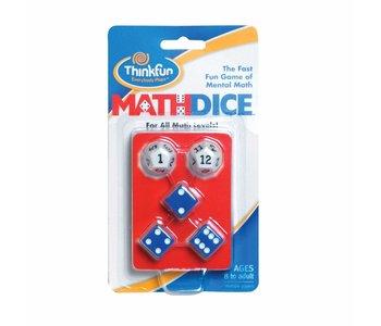 Thinkfun Game Math Dice