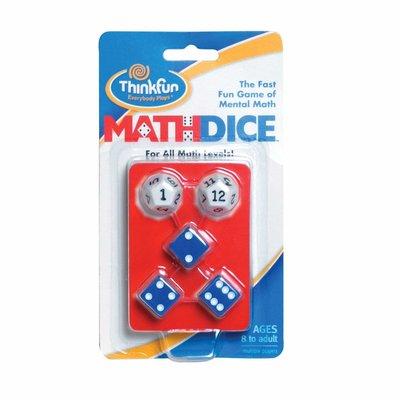 Thinkfun Thinkfun Game Math Dice