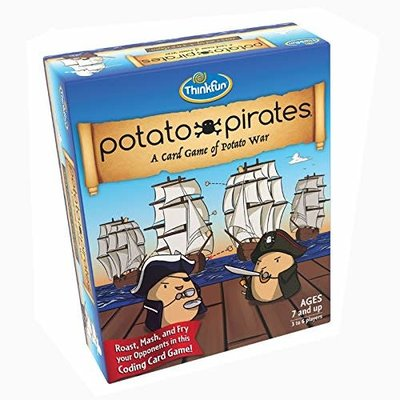 Thinkfun Thinkfun Game Potato Pirates