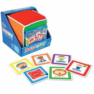 Thinkfun Thinkfun Game Roll & Play