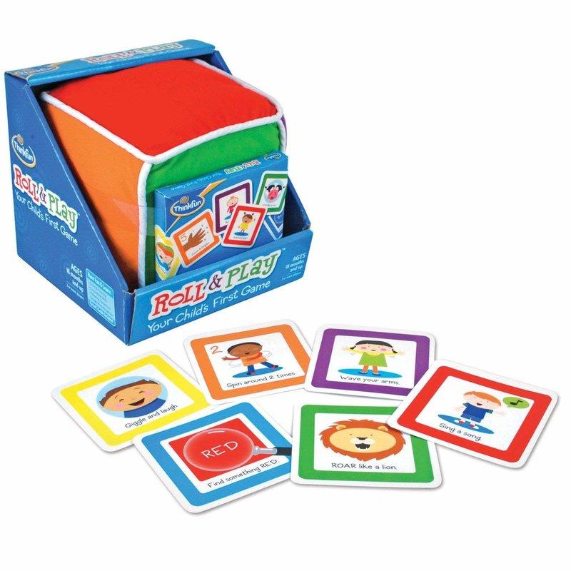 Thinkfun Thinkfun Game Roll & Play