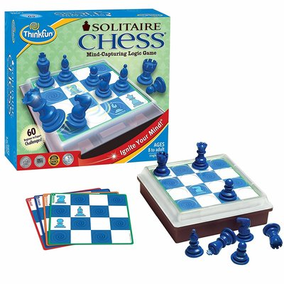 Thinkfun Thinkfun Game Solitare Chess