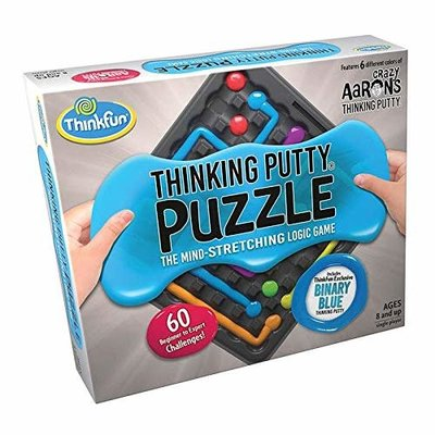 Thinkfun Thinkfun Game Thinking Putty Puzzle