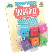 Thinkfun Thinkfun Game Yoga Dice