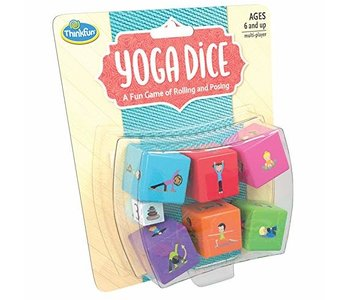 Thinkfun Game Yoga Dice