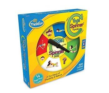 Thinkfun Game Yoga Spinner