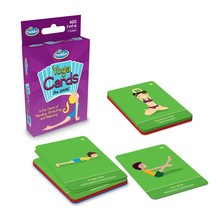 Thinkfun Thinkfun Game Yoga The Card Game