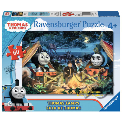 Ravensburger Ravensburger Floor Puzzle 60pc Thomas Camps
