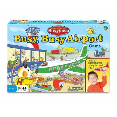 Ravensburger Ravensburger Game Busy Airport Richard Scarry