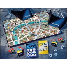 Ravensburger Game Scotland Yard Junior