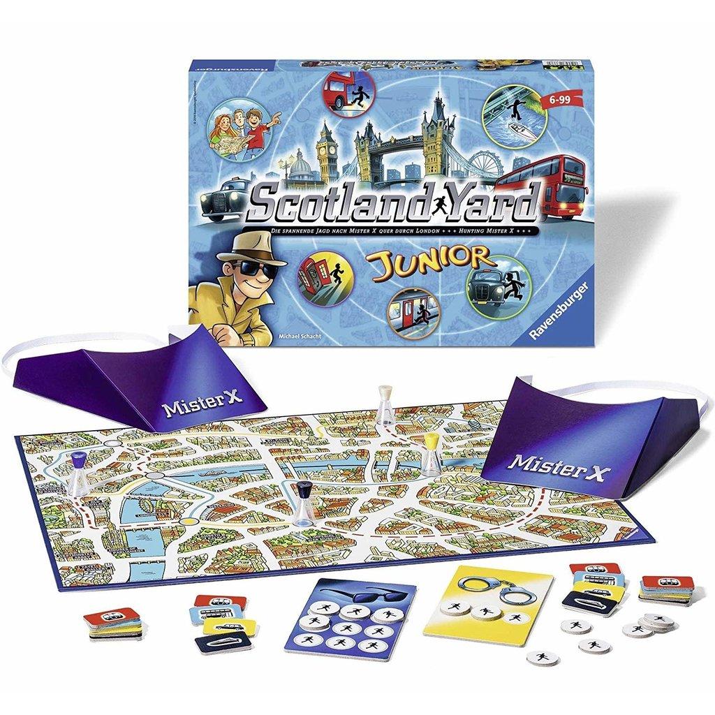 Ravensburger Game Scotland Yard Junior