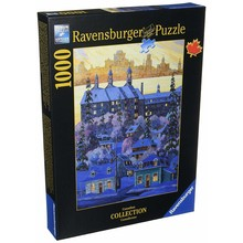Ravensburger Ravensburger Puzzle 1000pc Canadian Quebec City