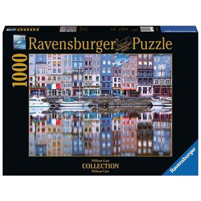 Ravensburger Ravensburger Puzzle 1000pc Carr Honefleur Reflection