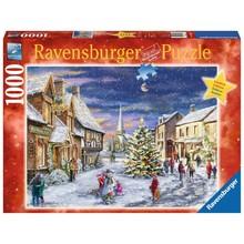 Ravensburger Ravensburger Puzzle 1000pc Christmas Village