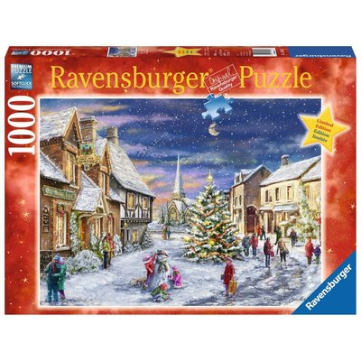 Ravensburger Ravensburger Puzzle 1000pc Christmas Village