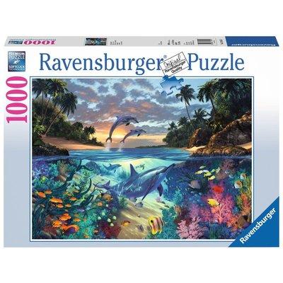 Ravensburger Ravensburger Puzzle 1000pc Coral Bay