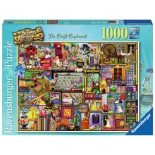 Ravensburger Ravensburger Puzzle 1000pc Craft Cupboard
