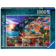 Ravensburger Puzzle 1000pc Dinner in Positano