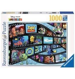 Ravensburger Ravensburger Puzzle 1000pc Disney Movie Reel