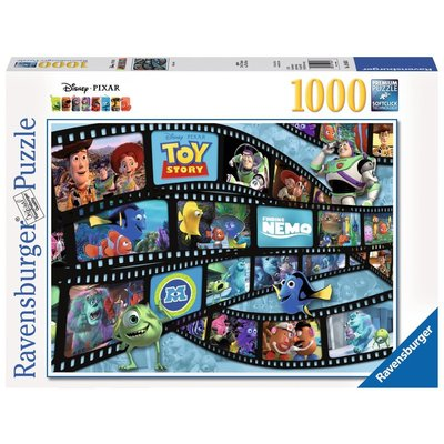 Ravensburger Ravensburger Puzzle 1000pc Disney Movie Reel