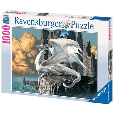 Ravensburger Ravensburger Puzzle 1000pc Dragon Kingdom
